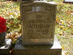 James Pleasant Anthony, Sr