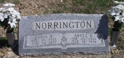 Doris May <i>Thompson</i> Norrington