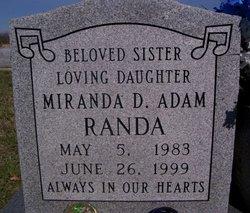 Miranda Randa D Adam