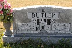Lucy D. <i>Slape</i> Butler