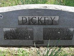 James S. Crazy Jim Dickey