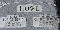 Eunice <i>Swain</i> Howe