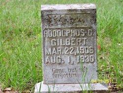 Rodolphus Guy Gilbert