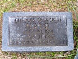 Charles Spurgen Mayo