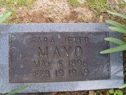 Sara <i>Jeter</i> Mayo