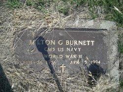 Milton George Burnett