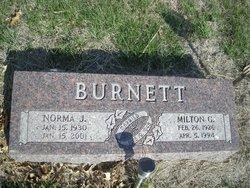 Norma Jean <i>Greenwood</i> Burnett