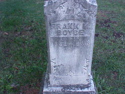 Frank M. Boyce