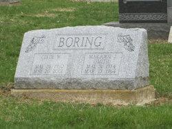 Clyde Boring