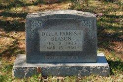 Della <i>Parrish</i> Beason