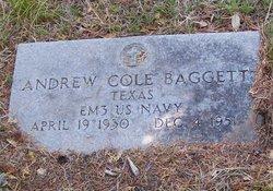 Andrew Cole Baggett