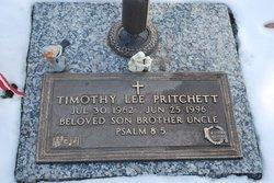 Timothy Lee Pritchett