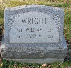 Jane <i>Mcpherson</i> Wright