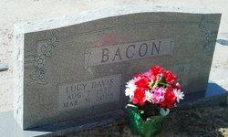 Lucy <i>Davis</i> Bacon