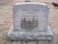 Alice Mae <i>Crandall</i> Barber