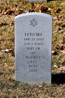 Lenore Carol <i>Bosin</i> Blitz