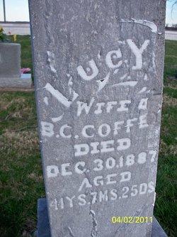 Lucy <i>Barbre</i> Coffey