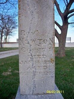 Rev Newton Eli Coffey