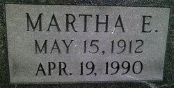 Martha E. <i>Bowers</i> Amstutz