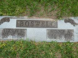 Vernon Reuben Boswell