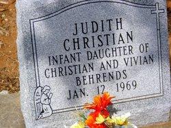 Judith Christian Behrends