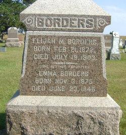 Elijah Matthew Borders