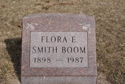 Flora Ellen Smith <i>Barkley</i> Boom