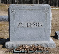 Elizabeth <i>Holton</i> Anderson