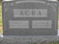 Leona <i>Englert</i> Acra