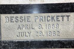 Bessie Prickett