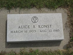 Alice R. <i>Griswold</i> Konst