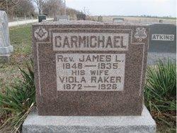 Rev James L Carmichael