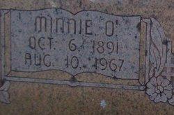 Minnie Olive <i>Manning</i> Ashley