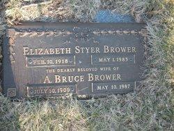 Elizabeth <i>Styer</i> Brower