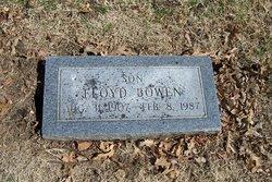 Floyd Bowen