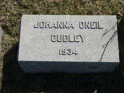 Johanna <i>Oneil</i> Dudley