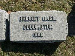 Bridget <i>Oneil</i> Coddington