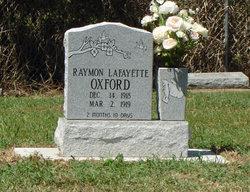 Raymon Lafayette Oxford