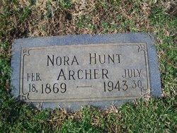 Nora Ella <i>Hunt</i> Archer