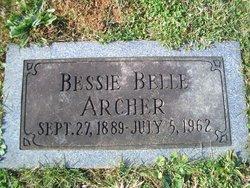 Bessie Belle Archer