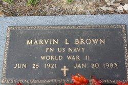 Marvin L. Brown