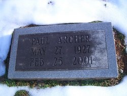 Carter Paul Archer