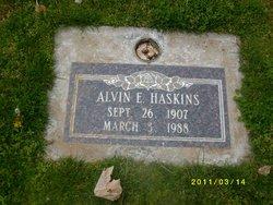 Alvin E Haskins