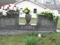 Alcie K Blair