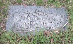 Andy Dixon