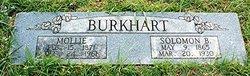 Mollie <i>Sells</i> Burkhart