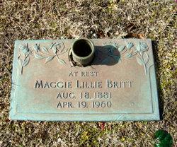Maggie Lillie Britt