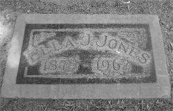 Ella Jane Ellie <i>Wheeler</i> Jones