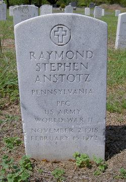 Raymond Stephen Anstotz