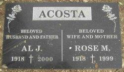 A J Acosta